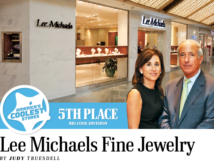 America's Coolest Stores 2012: Big Cool 5 Lee Michaels Fine Jewelry