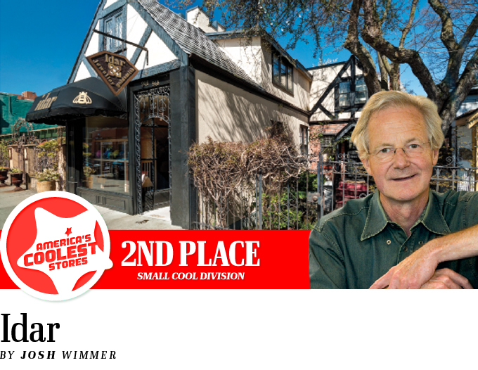America's Coolest Stores 2012: Small Cool 2 Idar