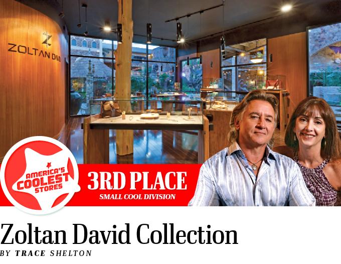 America's Coolest Stores 2012: Small Cool 3 Zoltan David Collection