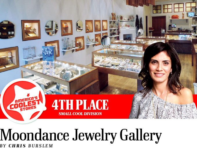 America's Coolest Stores 2012: Small Cool 4 Moondance Jewelry Gallery