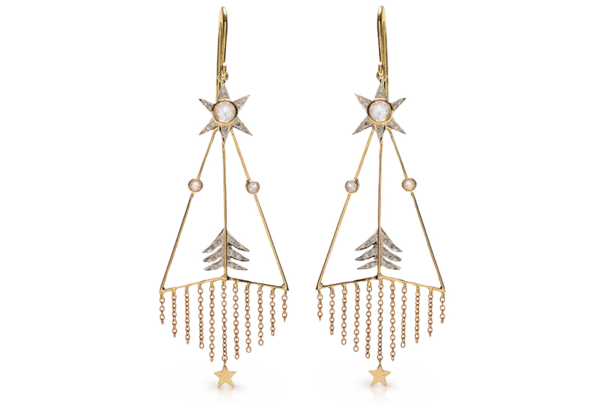 Unhada earrings