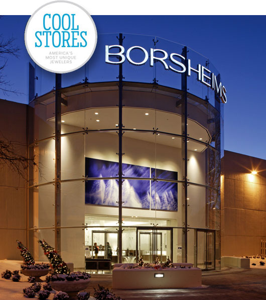 Cool store borsheims for Jewelry stores in usa